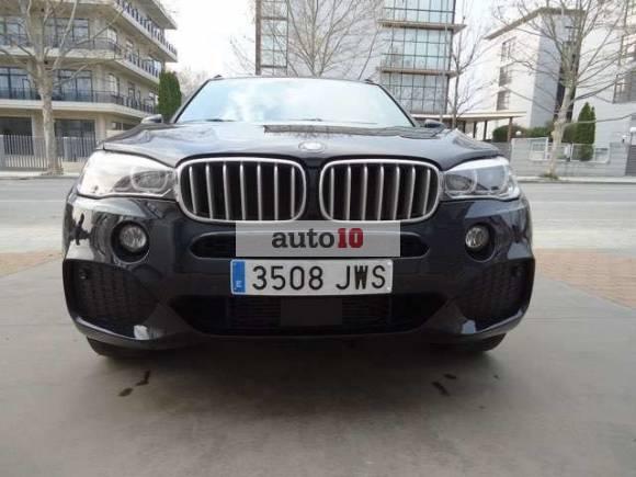BMW X5 xDrive 40dA