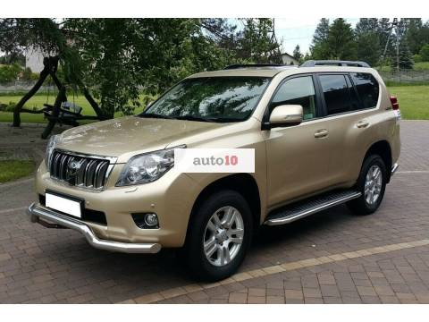 Toyota Land Cruiser VVT-i Executive