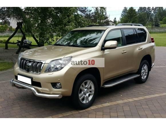 Toyota Land Cruiser VVT-i Executive