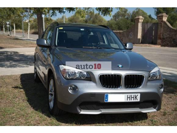 Vendo BMW X1 traccion total