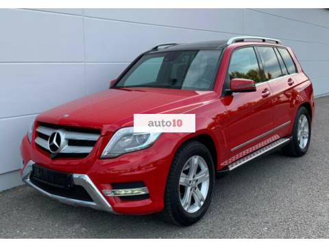 Mercedes-Benz GLK220 CDI 7G 4MATIC