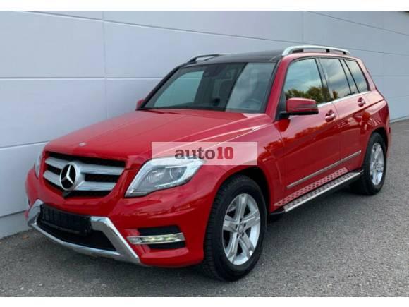 Mercedes-Benz GLK220 CDI 7G 4MATIC