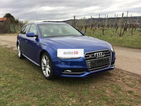 Audi S4 Avant 3.0 TFSI S tronic
