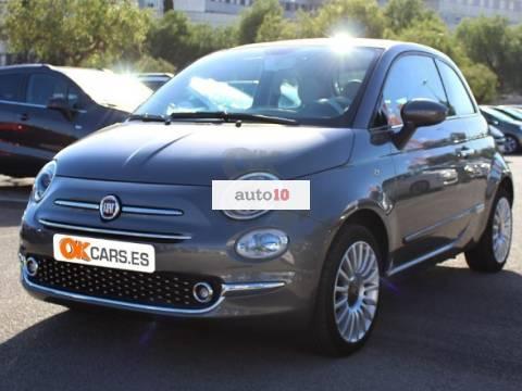 Fiat 500 1.2 69 AUTOMÁTICO Lounge