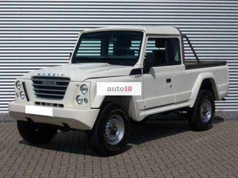 Iveco Massif Pick Up