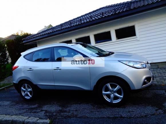 Hyundai ix35 2.0 CRDi Premium 4WD.