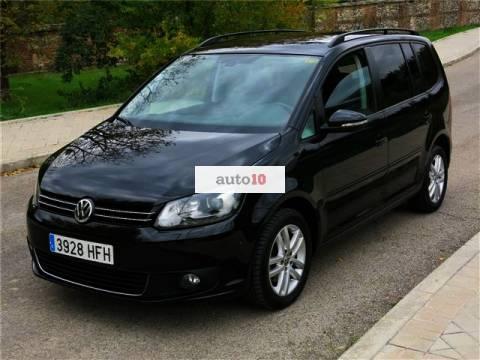 Volkswagen Touran 1.6TDI Advance DSG 105