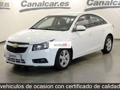 Chevrolet Cruze 1.6 LT+ Clima 124CV