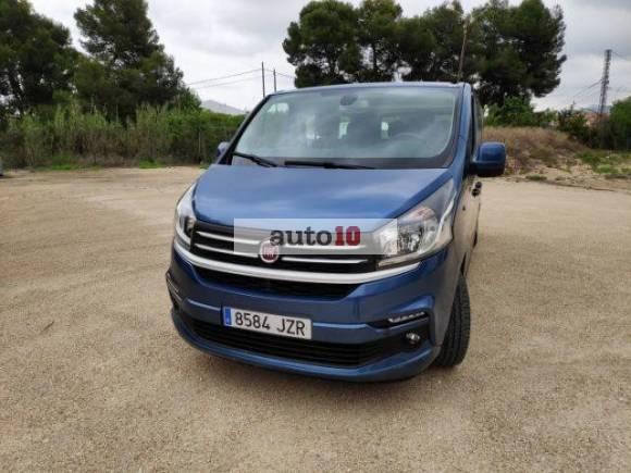 Fiat Talento Combi 1.6 Ecojet TT SX L 1,2 M1 107kW