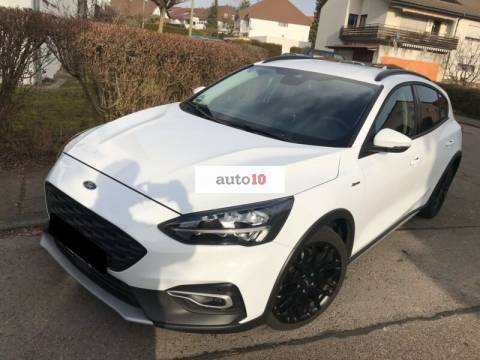 Ford Focus 1.0 EcoBoost Start-Stopp-System Aut.