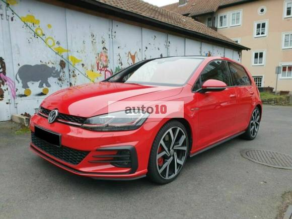 Volkswagen Golf GTI 2.0 TSI DSG Performance