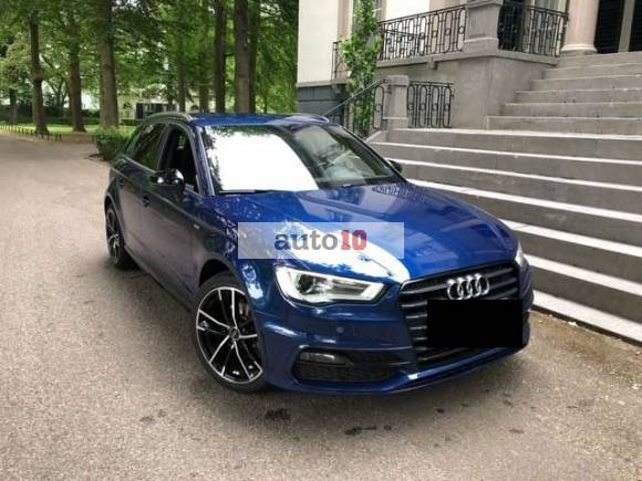 Audi A3 TFSI Sportback S-Line