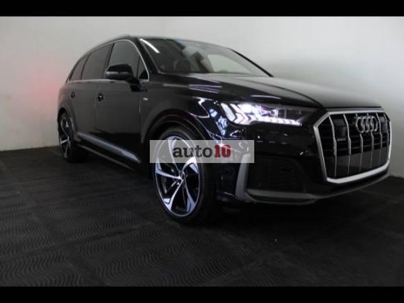 Audi Q7 50 3.0 TDI S line quattro tiptronic