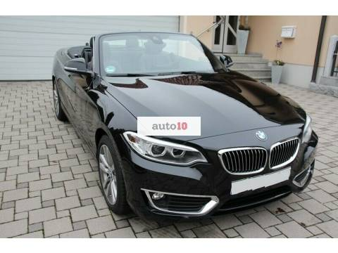 BMW 230i Cabrio Aut. Luxury Line