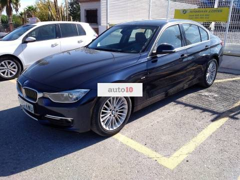 BMW 320 D X-DRIVE LUXURY AUT. 184 CV.