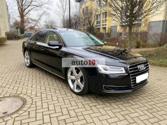 Audi A8 3.0 TDI Matrix