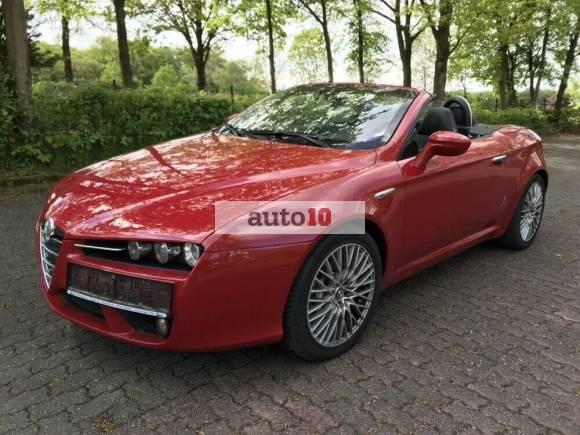 Alfa Romeo Spider 3.2 JTS V6 24V