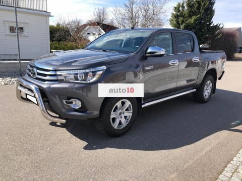 Toyota HiLux D-4D 150hk D-Cab 4WD SR+ aut