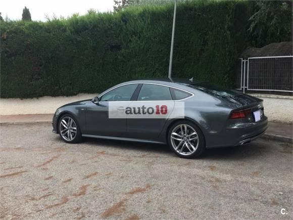 AUDI A7 Sportback 3.0 TDI 272 quat S tron S line 5p.