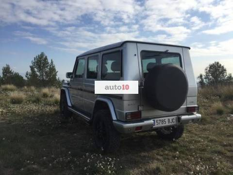 Mercedes-Benz G 400 CDI SW Largo