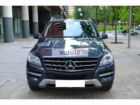 Mercedes-Benz ML 250 250BlueTec 4M Editon