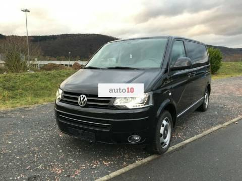 Volkswagen Multivan 4MOTION Highline