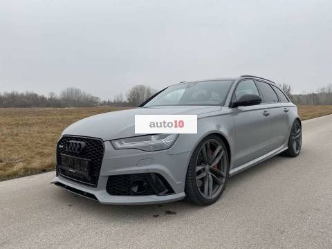 Audi A6 RS6 Performance