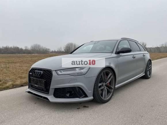 Audi A6 RS6 Performance