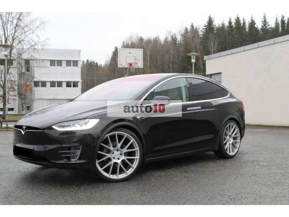 Tesla Model X 90D 4WD