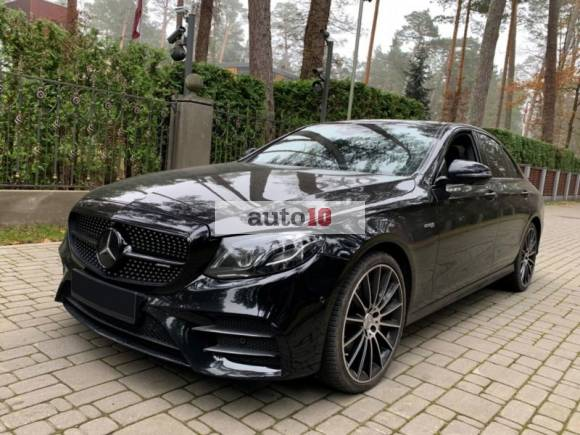Mercedes-Benz E 43 AMG 4Matic