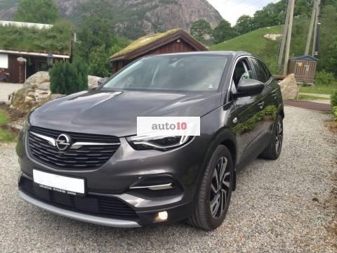 Opel Grandland X 1.6D