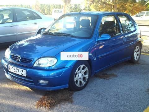 CITROEN SAXO VTS 1.6 V8 100 CV.