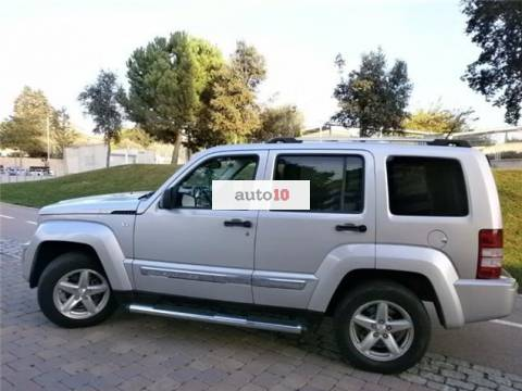 Jeep Cherokee 2.8 CRD Limited Aut.