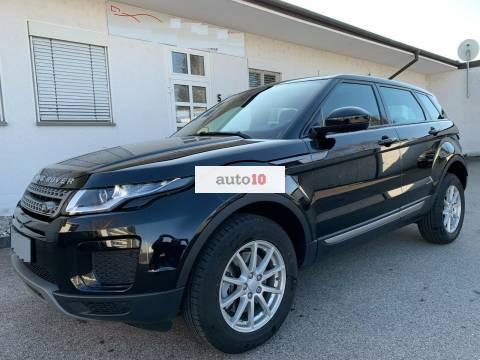 Land Rover Range Rover Evoque 2.0 TD4 110kW