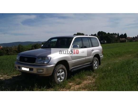 Toyota Land Cruiser HDJ 100 VX