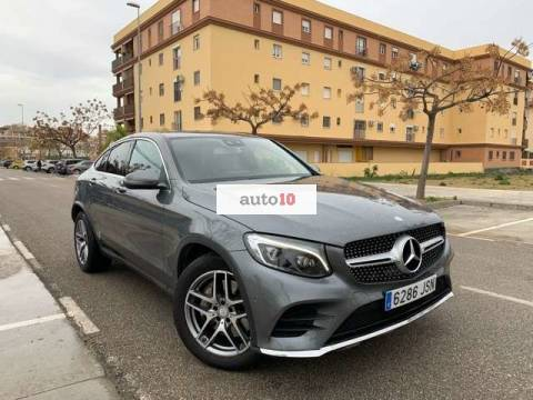 Mercedes-Benz GLC 220 d 4Matic Aut.