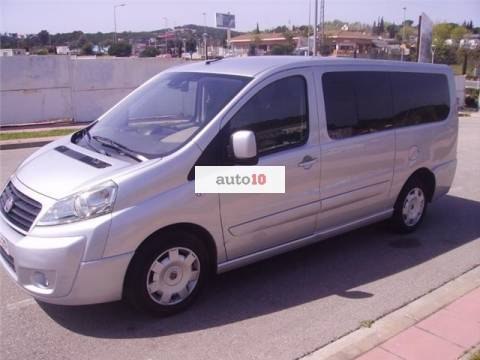 Fiat Scudo Panorama Executive L. 2.0 Mjt