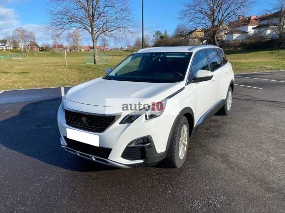 Peugeot 5008 Allure 1.2-131 CV