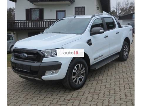 Ford Ranger 3.2 TDCi Wildtrak 4x4
