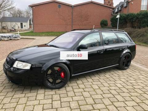 Audi RS 6 Avant Exclusiv Edition