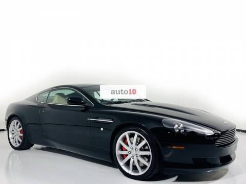 ASTON MARTIN DB9 COUPÉ TOUCHTRONIC 2