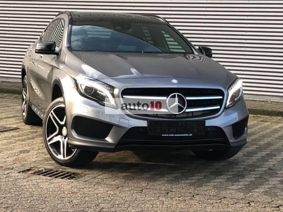 Mercedes-Benz GLA 200 CDI 4MATIC