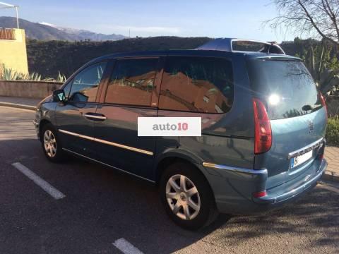 Peugeot 807 2.0HDI FAP Executive 136