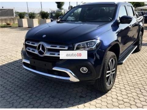 Mercedes-Benz X 250 d 4Matic Power