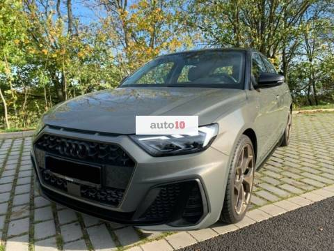 Audi A1 Sportback edition one 40 TFSI 200 PS S line