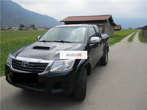 Toyota Hilux 4x4 Extra Cab DPF Life