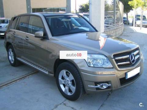 mercedes benz clase glk con 188000 kil metros de 2009 de segunda mano en valencia. Black Bedroom Furniture Sets. Home Design Ideas