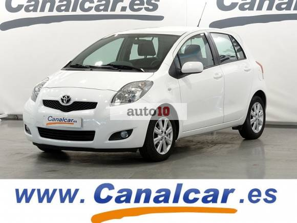 Toyota Yaris 1.3 VVT-I Connect