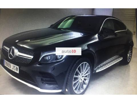 MERCEDES GLC COUPE 250 D AUT 4 MATIC 204 CV.
