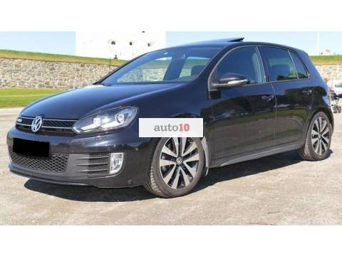 Volkswagen golf gtd 2.0 navi xenon iphone 2005